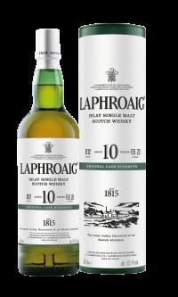 Laphroaig Single Islay Malt, 10 years 0,7l