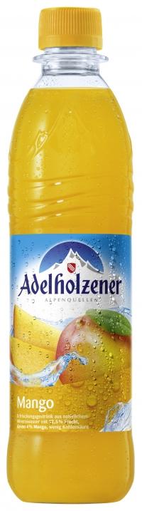 Adelholzener Mango-Schorle 0,5l Pet