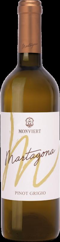 Pinot Grigio DOC, Azienda Agricola Monviert 6x0,75l