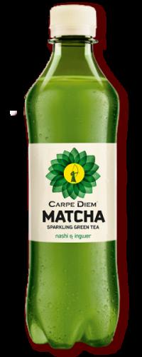 Carpe Diem Green Tea Matcha 12x0,5l