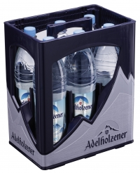 Adelholzener Naturell Pet  6*1,5l