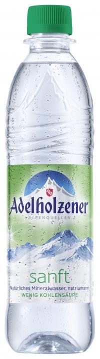 Adelholzener sanft Pet 0,5