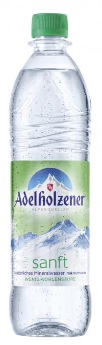 Adelholzener Sanft Pet 8*0,75