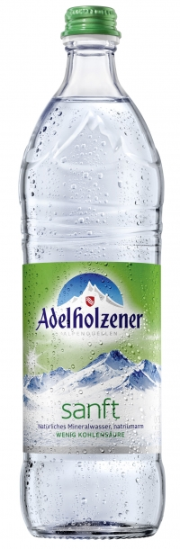 Adelholzener Premium sanft 12*0,75l