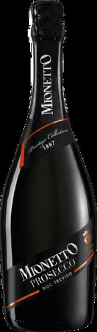 Prosecco Mionetto schwarz  Spumante Extra Dry 6*0,75L