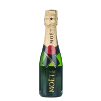 Moet Chandon Champagne Piccolo 0,2l- Flasche