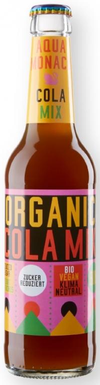 Aqua Monaco Organic Cola Mix bio 24x0,33l