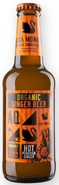 Aqua Monaco Organic Ginger Beer bio 0,23l MW