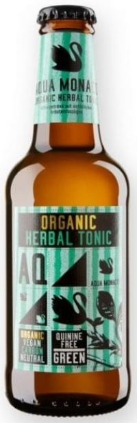 Aqua Monaco Organic Herbal tonic bio 0,23l MW