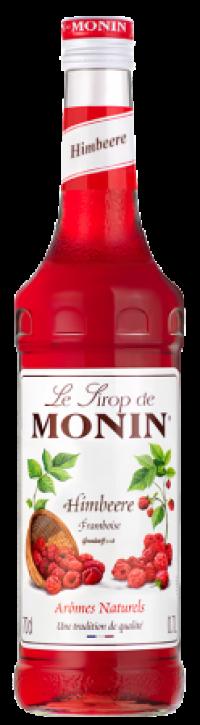 Monin Himbeer Sirup 6*0,7l- Flasche