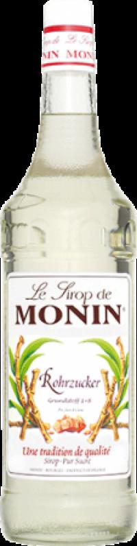 Monin Rohrzucker 6*0,7