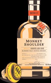 Monkey Shoulder Wiskey 6*0,7l- Flasche