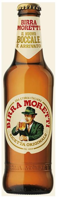 Birra Moretti 24x0,33l