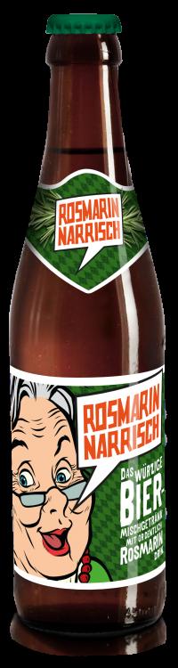 Ingwer Rosmarin Narrisch 24*0,33l