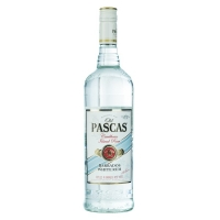 Old Pascas white Rum 1,0l- Flasche