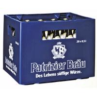 Patrizier Hell 20x0,5l