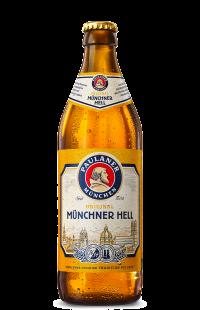 Paulaner Hell Retroflasche 20*0,5l