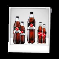 Sinalco Cola Zero Glas 24x0,2l