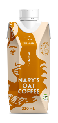 MARYS COFFEE Bio Oat Coffee 8*0,33l