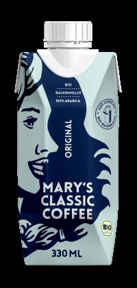 MARYS COFFEE Classic Coffee Bio 8x330ml