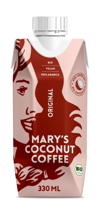 MARYS COFFEE Marys Coconut Coffee 8*0,33l