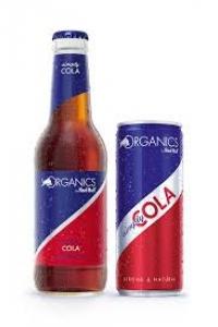 Red Bull Organics Simply Cola Glas 24x0,25l Pfd.
