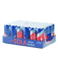 Red Bull Organics Simply Cola 24x0,25l Pfd.