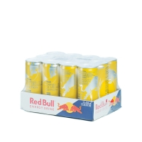 Red Bull Yellow Edition Tropical 12x0,25l