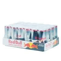 Red Bull Zero Energy 24x0,25l