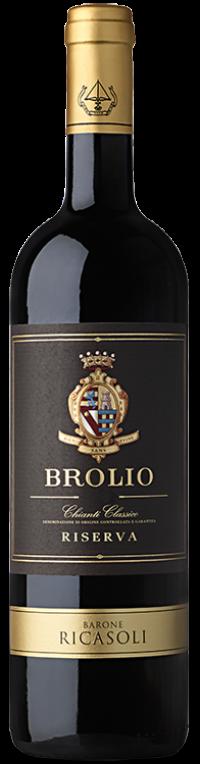Chianti Classico Riserva Barone Ricaso Brolio 0,75- Flasche