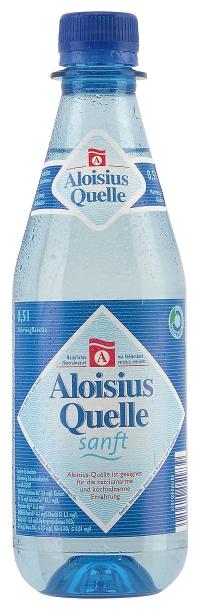 Bucher Aloisius Quelle sanft Pet 20*0,5l