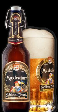Maxlrainer Schloss Trunk Bügel 0,5l