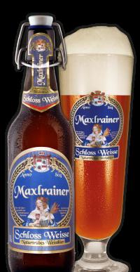 Maxlrainer Schloss Weisse Bügel 0,5l