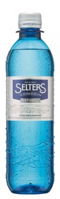 Selters Naturell PET 12x0,5l