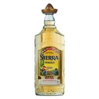 Sierra Tequila Gold- Flasche