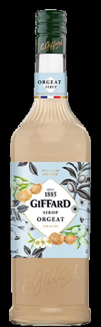 Giffard Sirup Mandel 1,0 l- Flasche