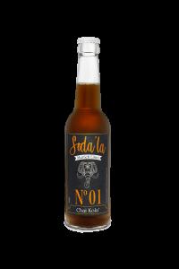 Soda La Chai Kola 10*0,33l