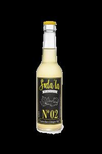 Soda La No.2 Bio Canadian Ginger Ale 10*0,33l