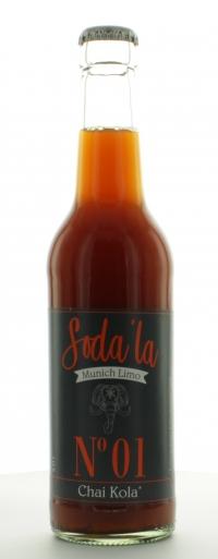 Soda La Chai Kola 24*0,33l