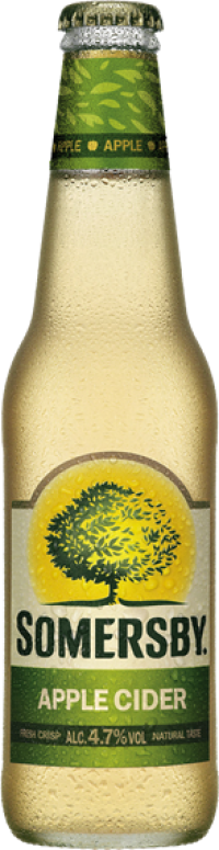 Somersby Apple Cider 24x0,33l