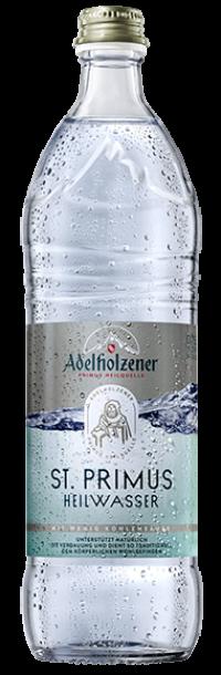 Adelh. St.Primus Mineralwasser sanft 12*0,75l