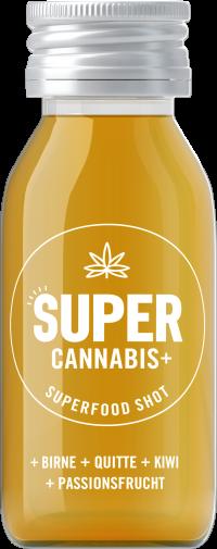 Superfood Shot Cannabis 12*60ml