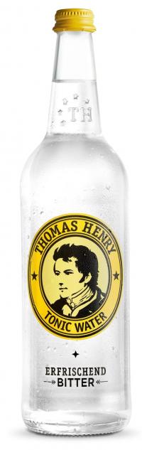 Thomas Henry Tonic Water 6x0,75l