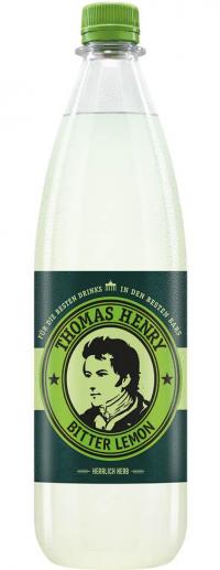 Thomas Henry Bitter Lemon PET 6x1,0l