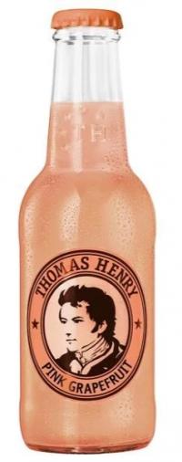 Thomas Henry Pink Grapefruit 24x0,2l