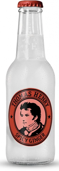 Thomas Henry Spicy Ginger 24*0,2l