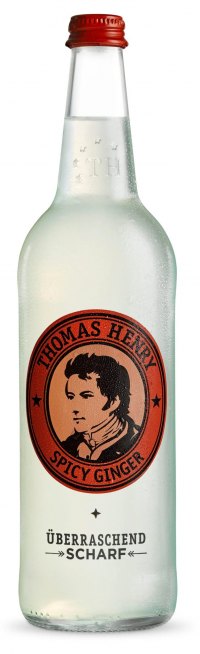 Thomas Henry Spicy Ginger 6x0,75l