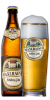Maxlrainer Schloss Gold Export 20x0,5l