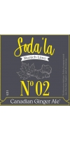 Soda La No.2 Bio Canadian Ginger Ale  24*0,33l