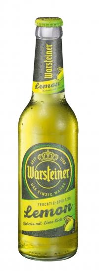Warsteiner Lemon 24*0,33l